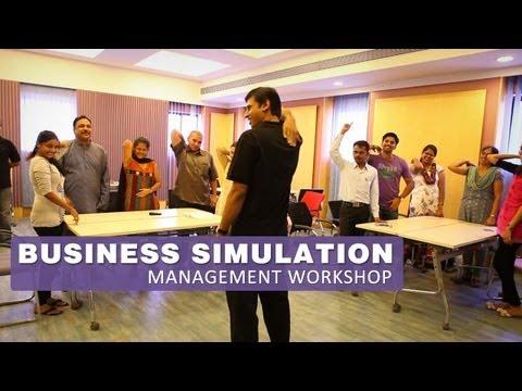 Business Simulation Workshop - Welingkar's DLP