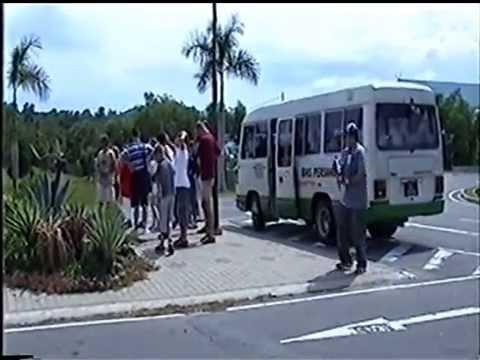 2002 City tour Kota Kinabalu Borneo