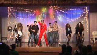 Танец Зомби Майкла Джексона. Dance Zomby. Triller. Dance 9B.