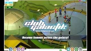 Club Galactik Teaser; The Galactik Football MMO Game is here!