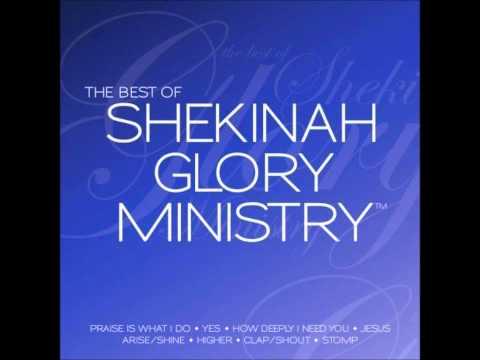 Shekinah Glory MinistryJesus