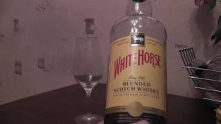 Виски Обзор Вайт Хорс (White Horse) 40% alk.