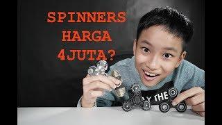 SPINNERS HARGA 4 JUTA.. PUNYA PAPA