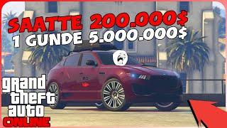 GTA Online - Saatte 200.000$ Para Yöntemi ZENGİNLİK
