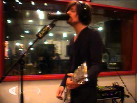 "Autolux performing ""Highchair"" on KCRW"