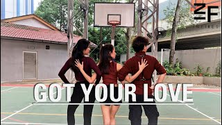 [INFIRES] ALiEN | Dirtyphonics x RIOT - Got Your Love Dance Cover