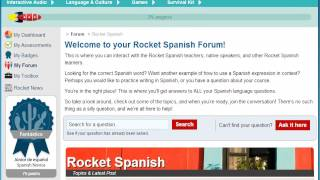 Rocket Spanish Review: Learn Spanish Online Fast