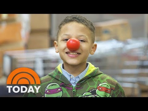 Red Nose Day: Learn How You Can Help End Child Poverty | TODAY