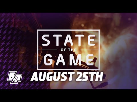 The Division - State Of The Game - August 25th