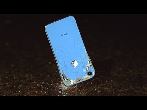 iPhone XR Drop Test More Durable than iPhone XS by Far