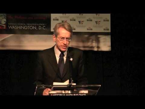 Giro d'Italia in Washington in 2012: presentation at the Embassy of Italy (part 1)