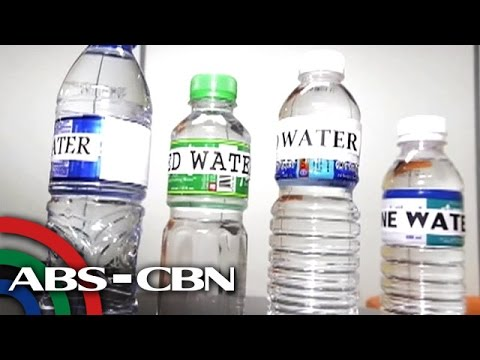 Salamat Dok: Homemade Alkaline Water