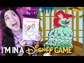 Drawing Princesses! | My VOICE in a Disney Game!