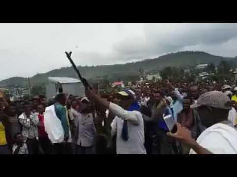 Amhara Resistance in Gojjam- 30 August 2016