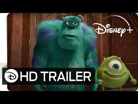 MONSTER BEI DER ARBEIT – Offizieller Trailer (deutsch/german) // Jetzt streamen | Disney+