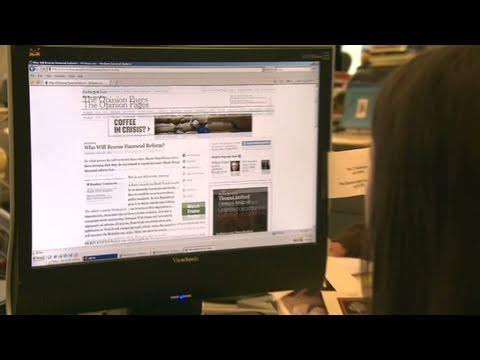 CNN: New York Times to start charging online