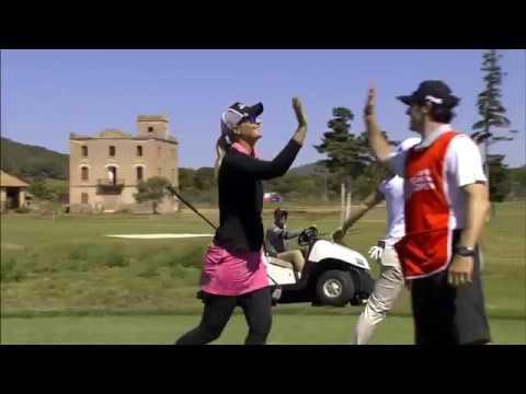 Anna Nordqvist Hole in one | Estrella Damm Mediterranean Ladies Open