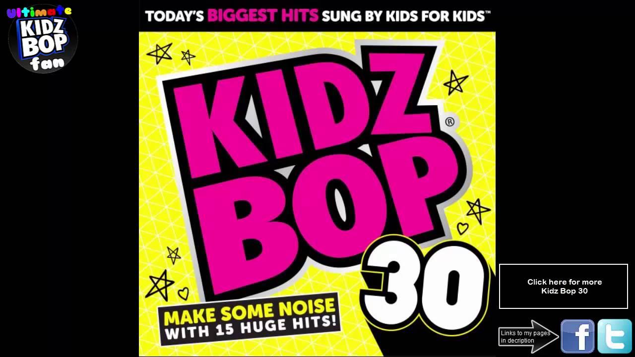 Kidz Bop Kids Cheerleader Song