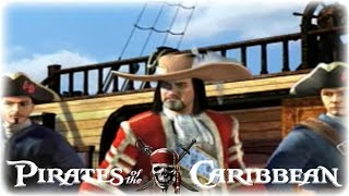 Pirate of the Caribbean the Legend of Jack Sparrow Walkthrough Part 5 - The Bigger The Boat!
