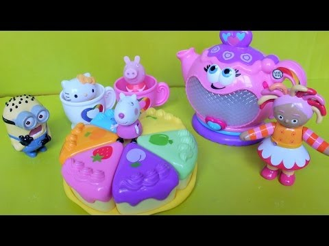 Learn Numbers and Colors with the talking teapot!