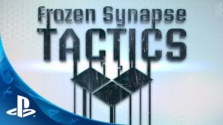Frozen Synapse Tactics Gameplay