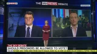 Steve Dagworthy Jake Wallis Simons Talk About Prisoners Getting The Right To Vote
