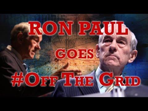 Ron Paul Goes #OffTheGrid   Jesse Ventura Off The Grid - Ora TV