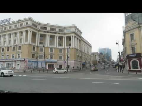 ВЛАДИВОСТОК , ул  Светланская , 25 мая 2016