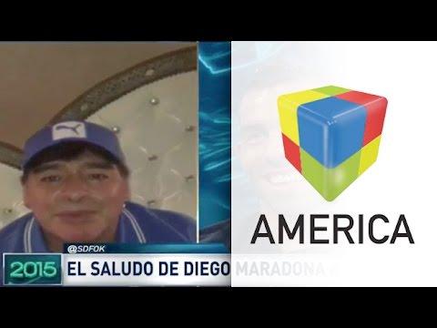 Tevez corazón: Saludos de Maradona, Osvaldo y un emotivo clip