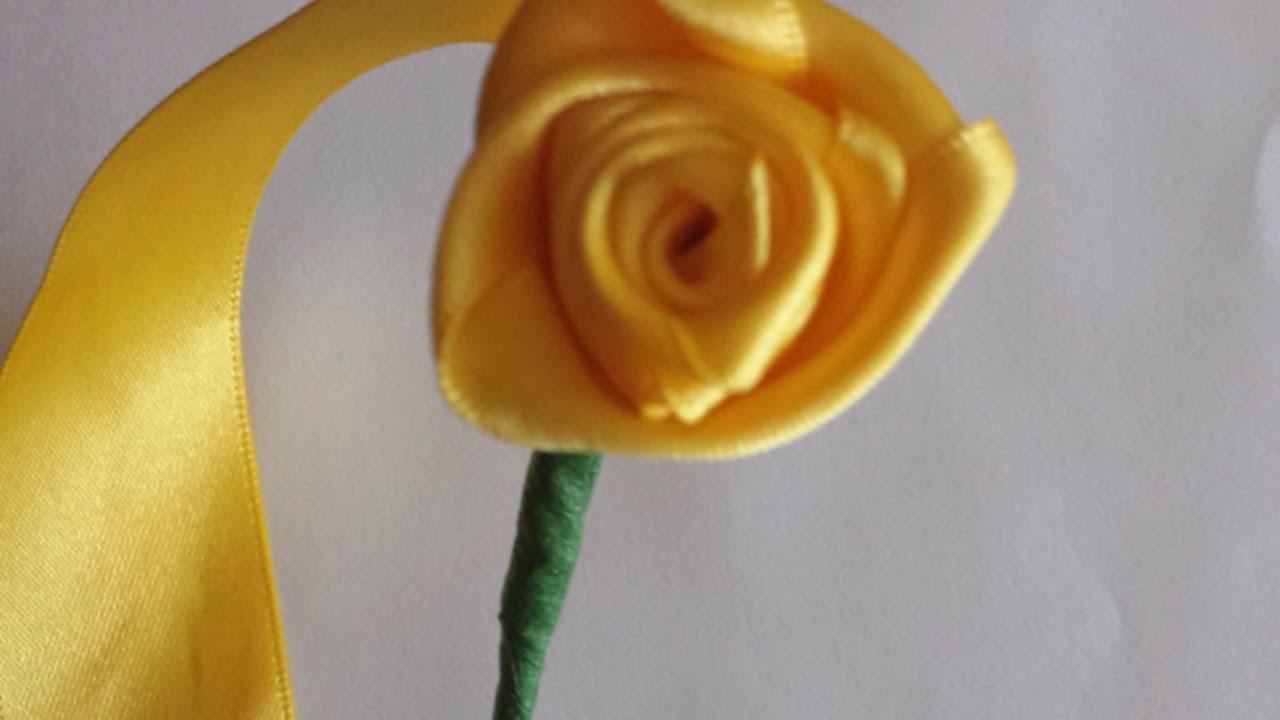 Rose Fai Da Te crea un bouquet di rose fatte con un nastro - fai da te creazioni -  guidecentral