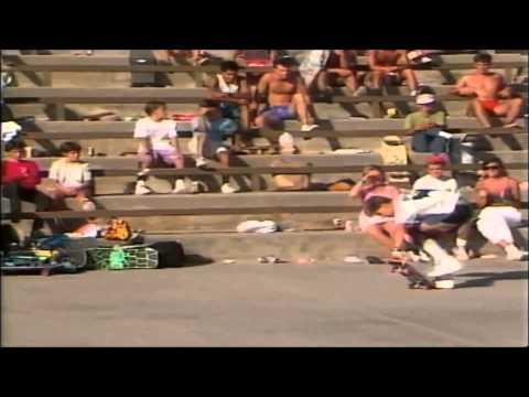 Snaked - Paul Stanley (Rodney Mullen - Freestyle Contest Oceanside 1986)