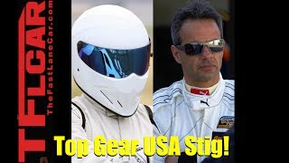TFL Exclusive: Top Gear USA Stig Revealed and It's Paul!