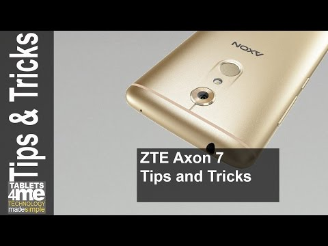 Ultimate List of Tips and Tricks for the ZTE Axon 7
