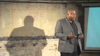 Superman and the art of rejection: Terrence Brown at TEDxKTH