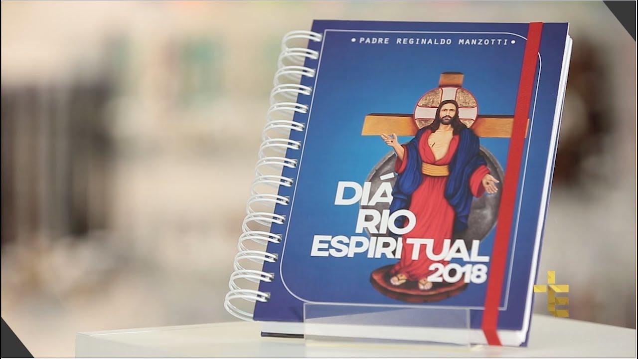 Resultado de imagem para DIARIO ESPIRITUAL 2018 PE. REGINALDO MANZOTTI