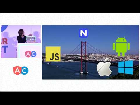 Move, shake and drop with NativeScript and Angular 2