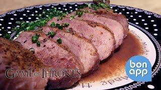 Мясо кабана. Рецепт Game of thrones (Игра престолов)
