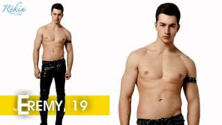 America's Next Top Model 20 - Guys \u0026 Girls - Meet The Cast