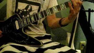 Eyehategod-Lack Of Almost Everything (Guitar Cover)