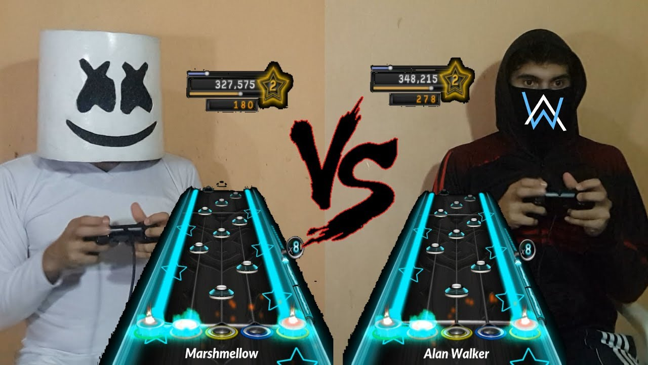 Alan Walker Vs Marshmello Batalla Epica Universal 7 Soulless 5