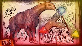 "ARK Survival Evolved Dossiers Episode 3 - ""Paraceratherium Dossier"" (ARK Survival Evolved Paracer)"