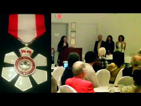 ORDER OF CANADA STRINI REDDY PT1 LSD25RECORDS DEC 18 2017
