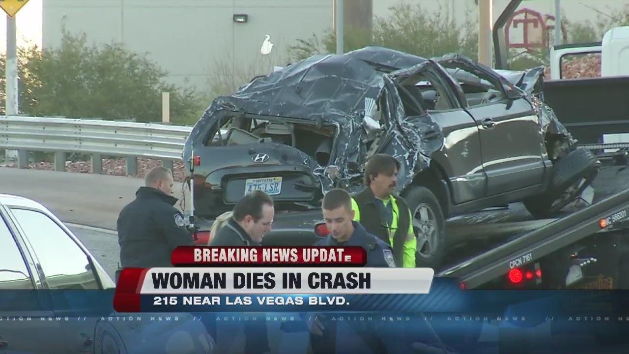 NHP investigates fatal crash near I-15, 215 Beltway
