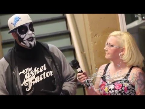 Blaze Ya Dead Homie Interview with Brooke Lucas at Mesa Theater in Grand Junction
