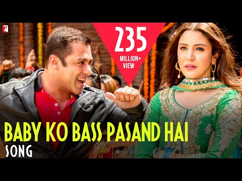 Baby Ko Bass Pasand Hai Video Song - Sultan