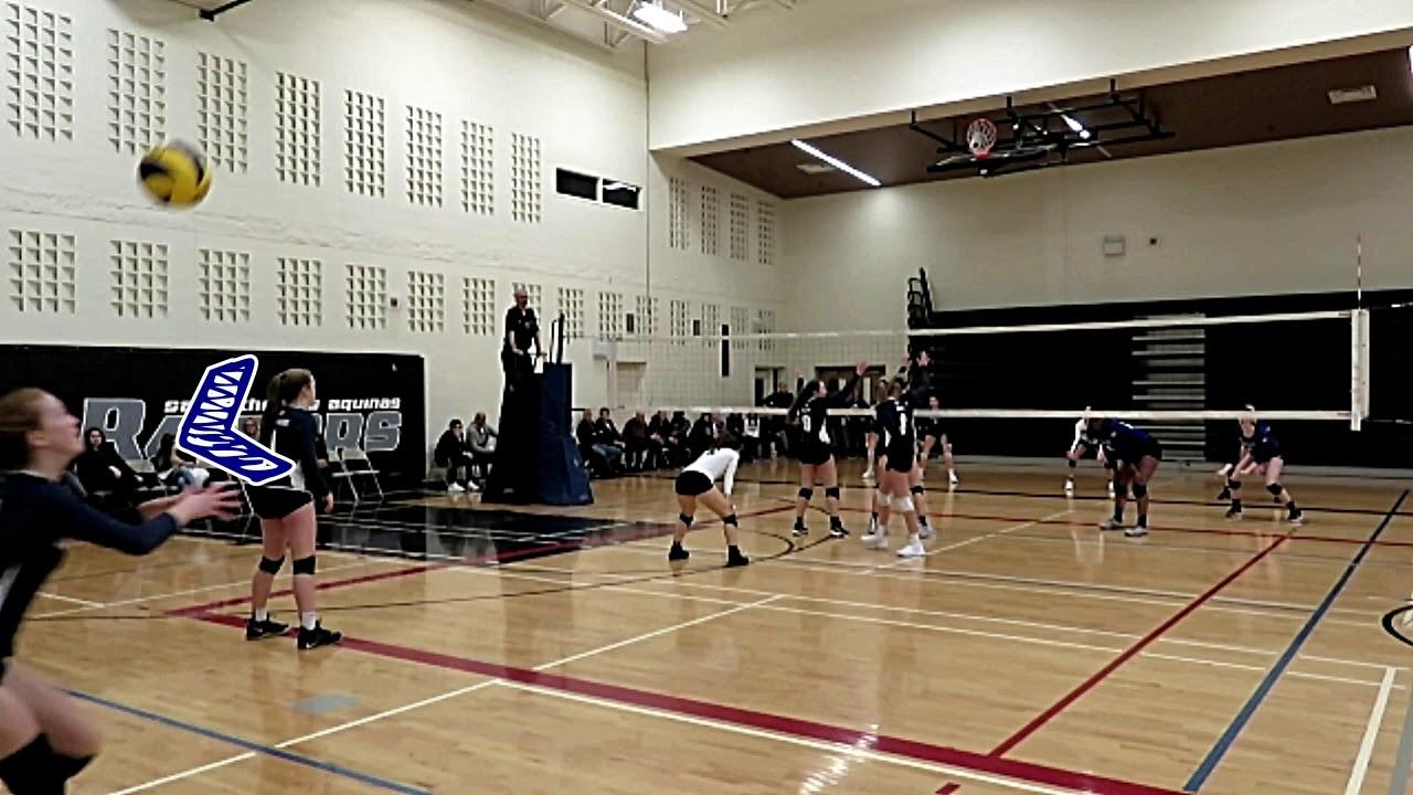 Download Kirby MacKinnon  Fall 2020 Volleyball  Canada