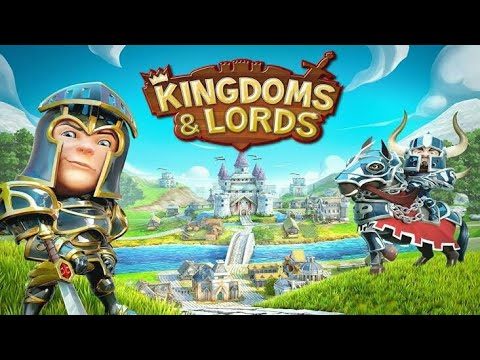 Kingdoms e Lords Rei das Sombras  Parte 01