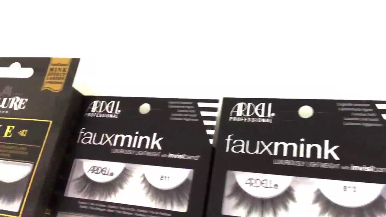 d9722b41d0d FAUX MINK LASHES - New at Madame Madeline - YouTube