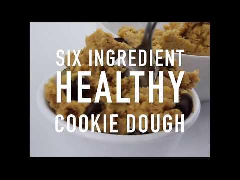 Easiest Ever Vegan Cookie Dough Recipe | Gluten-free & Dairy-free Dessert
