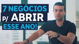 7 IDEIAS DE NEGÓCIO PARA ABRIR EM CASA EM 2019